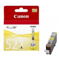 Canon Tusz CLI521 ŻÓŁTY CLI521Y