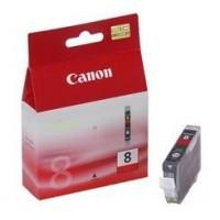 Canon Tusz CLI8 CZERWONY CLI8R
