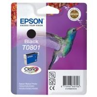 Epson Tusz T080140 Black Blister do Stylus Photo R265|360|RX560