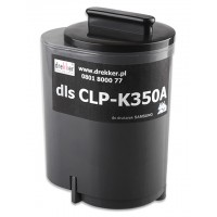 Samsung Toner CLP350 CLPK350A BLACK 4k