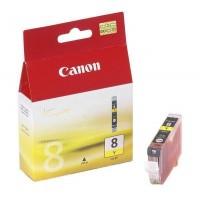 Canon Tusz Yellow CLI8Y