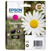 Epson Tusz T1803 Purpurowy  3.3ml do XP30|102|20x|30x|40x