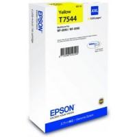 Epson Tusz C13T754440 XXL Yellow 7k WF8xxx