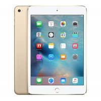 Apple iPad mini4 128GB W Gold                MK9Q2FD|A