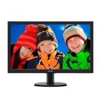 Philips 23.6 243V5LHSB LED DVI HDMI Czarny