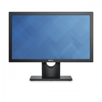 Dell 18.5'' E1916H  LED TN Anti-Glare/16:9/1366x768/VGA/DP 1.2/3Y PPG
