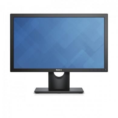 Dell 18.5 E1916H  LED TN AntiGlare|169|1366x768|VGA|DP 1.2|3Y PPG