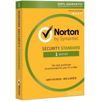 Symantec *Norton Sec.3.0 STD  PL CARD 1U 1Dvc 1Y 21357596