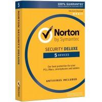 Symantec *Norton Sec.3.0 DELUX PL CARD 1U 5Dvc 1Y 21357600