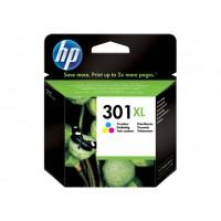 HP Inc. Tusz nr 301 Kolor XL CH564EE