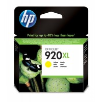 HP Inc. Tusz nr 920 Żółty XL CD974AE