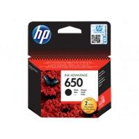 HP Inc. Tusz nr 650 Black CZ101AE