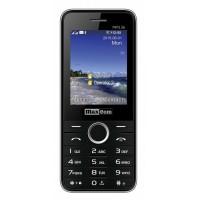 Maxcom MM 136 Dual SIM Telefon GSM Czarny