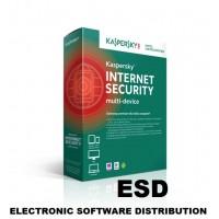 Kaspersky ESD IS multidevice KONTYNUACJA 3Urządzenia 1Rok KL1941PCCFR