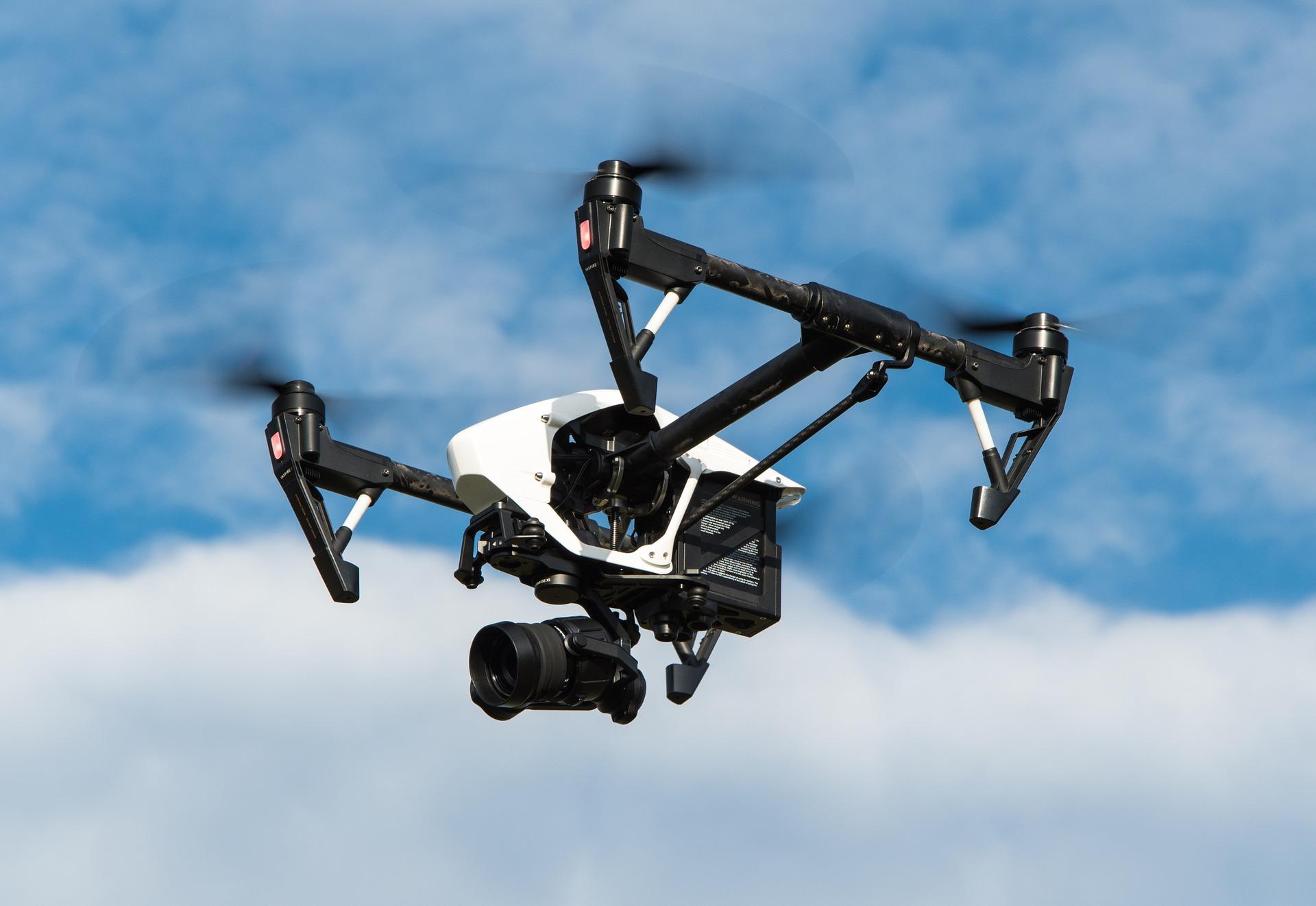 Uwarunkowania prawne a używanie drona