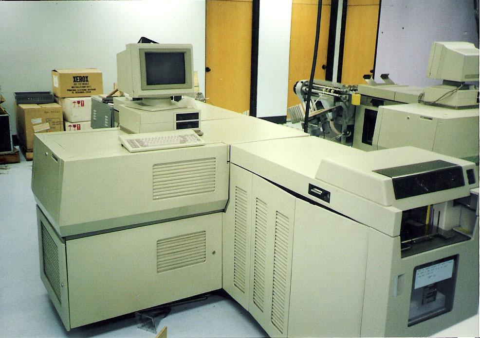 Xerox 9700 EPS