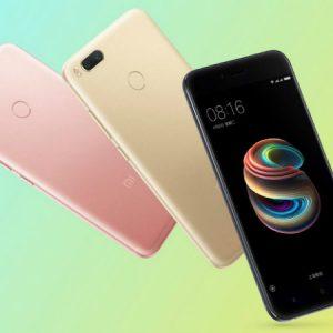 Nowe modele Xiaomi Mi A1