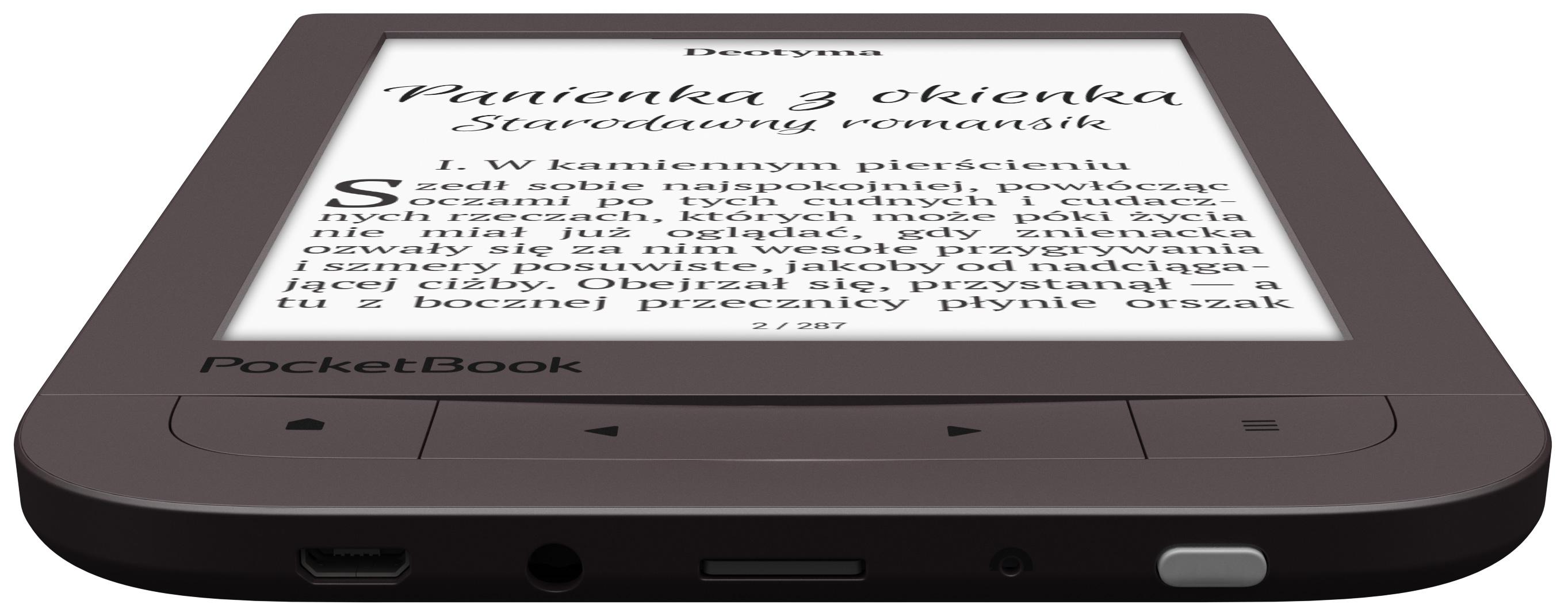 Zupełnie nowy poziom czytania elektronicznych książek!