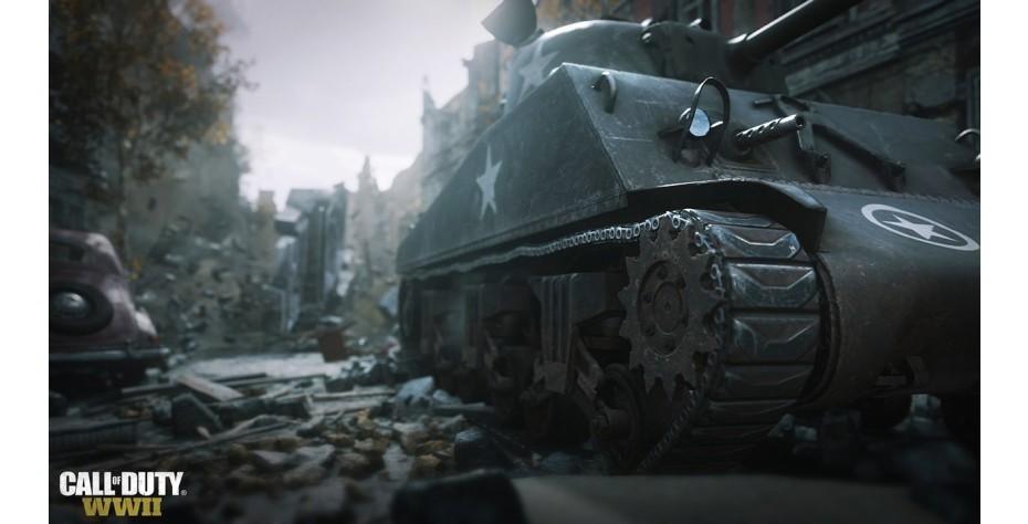 Przeżyj Drugą Wojnę Światową dzięki Call of Duty WWII!