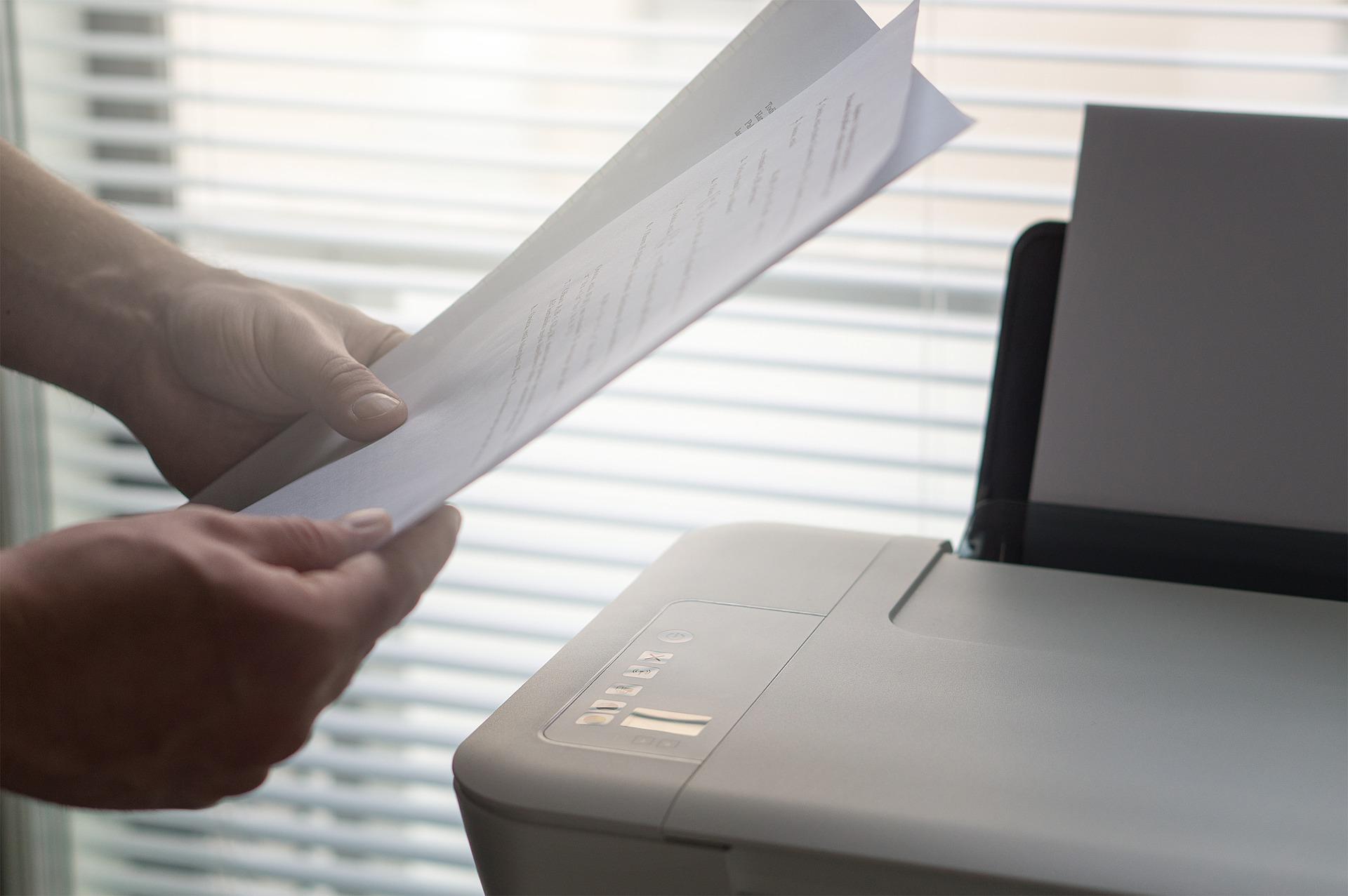Niewielka drukarka laserowa do domu – HP m15a!