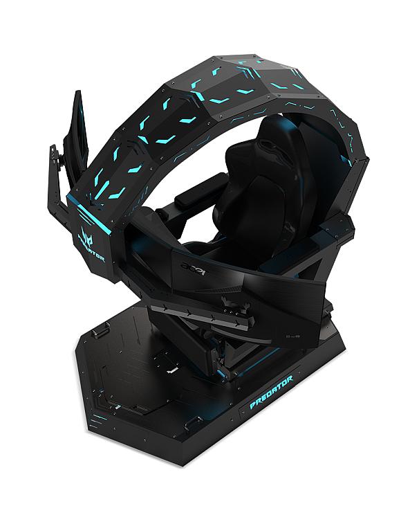 Acer Predator Thronos nowym poziomem gamingu?