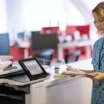 Oszczędności na wydrukach w firmie