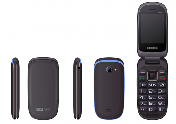 Telefon MM818 od ale.pl