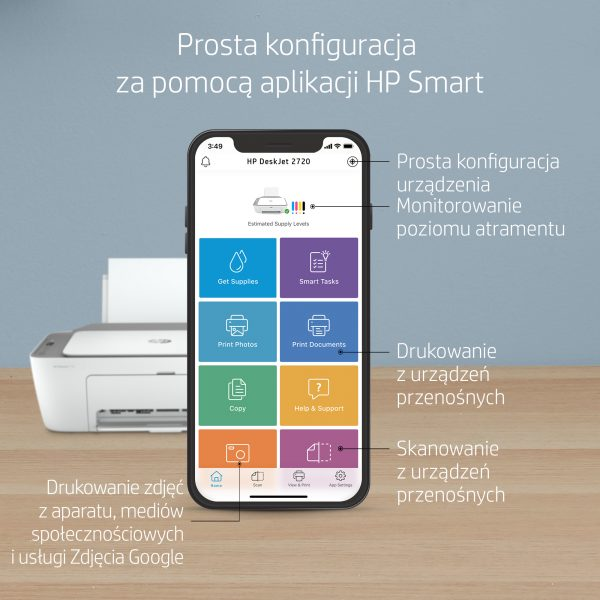 HP DeskJet 2720 - ale.pl