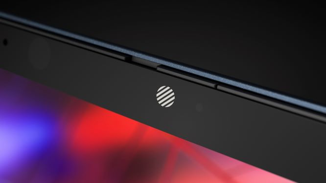 ale.pl - laptop HP Dragonfly - zasłonięta kamera