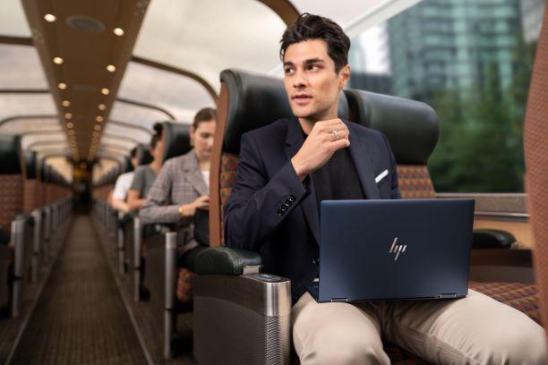 ale.pl - laptop HP Dragonfly - mobilna praca w każdych warunkach