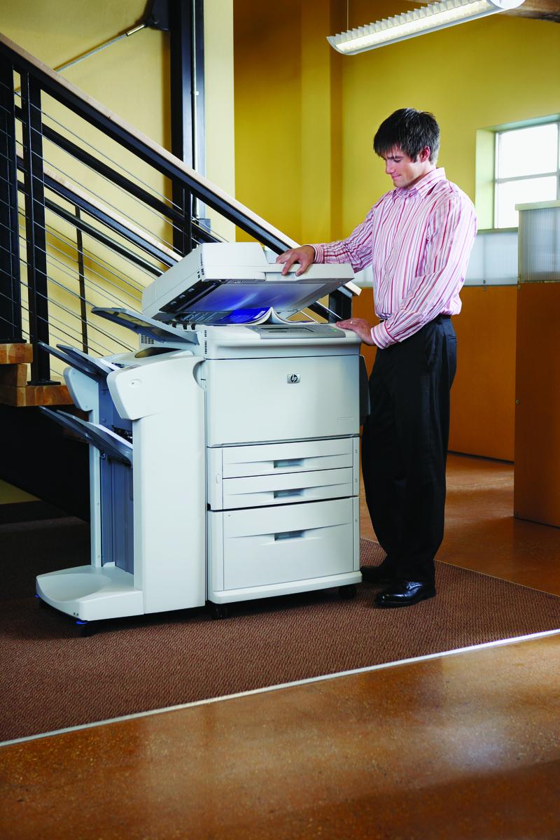 drukarka na próbę