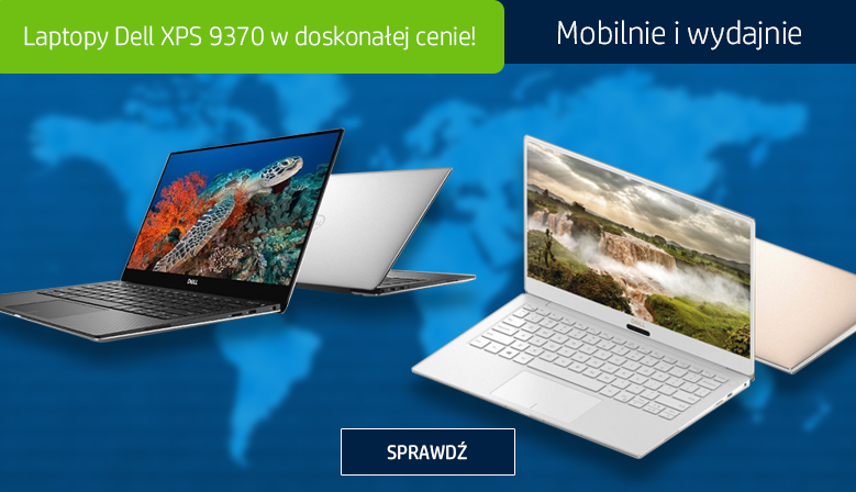 Laptopy Dell XPS 9370