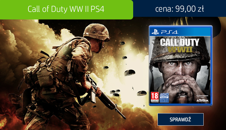 Call of Duty WW II PS4